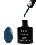 Shellac Bluesky Blue Rapture