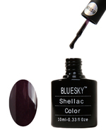 Фото Shellac Bluesky Dark Dahlia