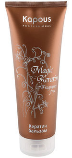 Фото Kapous Magic Keratin бальзам 250мл