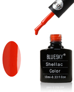 Фото Shellac Bluesky Electric Orange