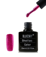 Shellac Bluesky Butterfly Queen