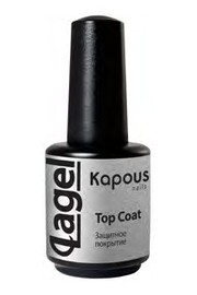 Фото Kapous Lagel Top Coat 15мл