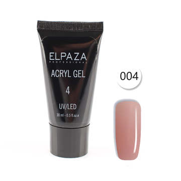 Полигель Elpaza UV/LED Acryl Gel 04 30 мл