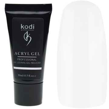Полигель Kodi UV/LED Acryl Gel 01 30 мл
