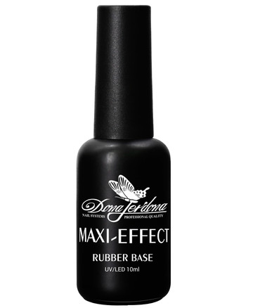 Dona Jerdona Каучуковая база RUBBER BASE MAXI-EFFECT 10мл